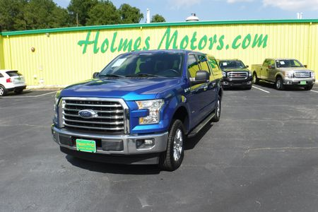 Holmes Motors Montgomery Al >> 2017 Ford F150 Supercrew Cab